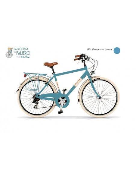Bicicletta City Bike Uomo Elegante classica retrò Viaveneto