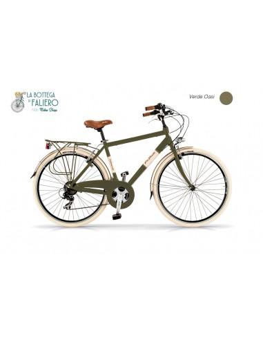 Bicicletta Vintage Retrò Nera City Bike Via Veneto