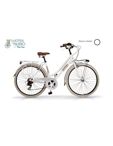 City Bike Donna Leggera Stile Dolce Vita Viaveneto