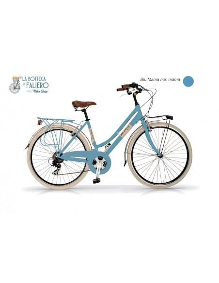 City Bike Donna Dolce Vita Viavento Elegante Retrò