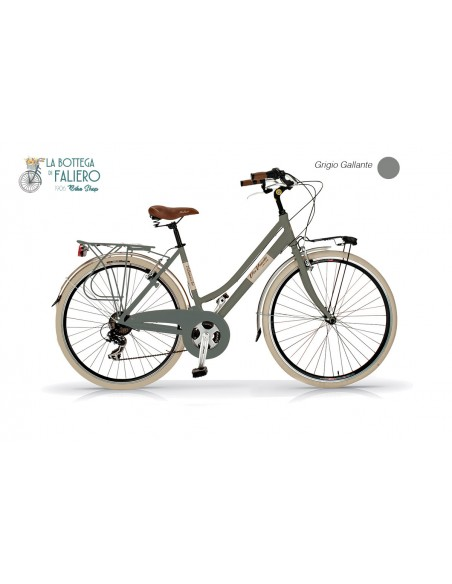 Bicicletta Donna Dolce Vita  City Bike Viaveneto Retrò Vintage
