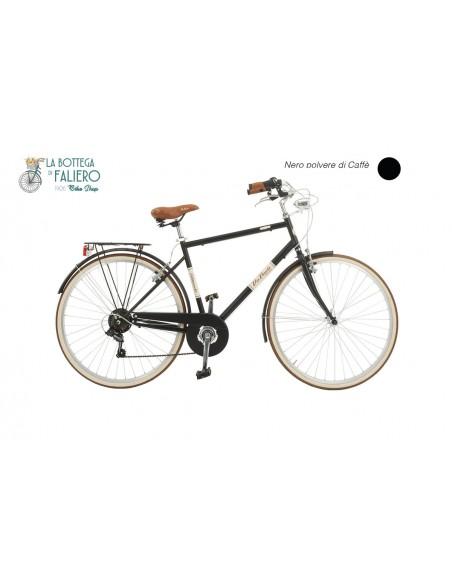 Bicicletta Uomo City Bike Sport Malagueta Viavento