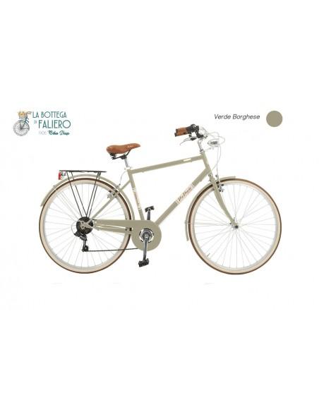 Bici City Bike Bicicletta città uomo sportiva elegante