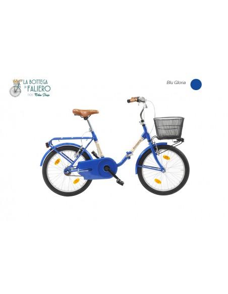 Bici pieghevole folding 735 via veneto city ergofit