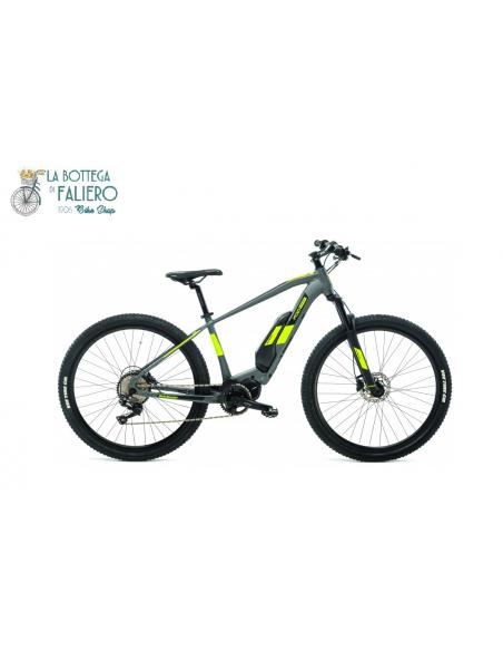 Nuova Bicicletta elettrica e-Bike Mountainbike MTB World Dimension