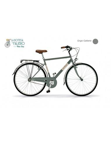 Bicicletta Dolce Vita Bici City bike da Uomo elegante e leggera