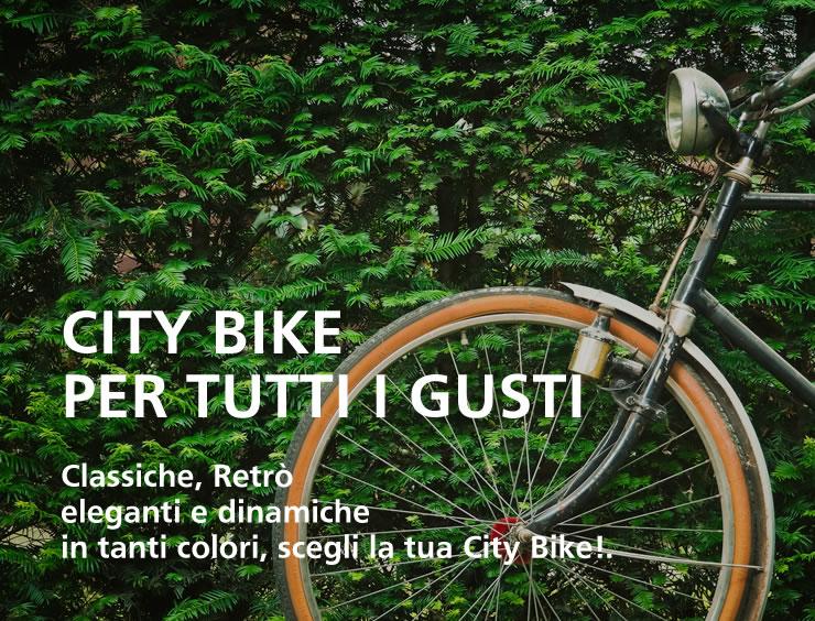Biciclette da città