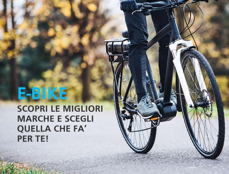 Vendita biciclette elettriche